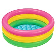 Intex Sunset Glow Baby Pool (34 in x…