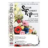 Squires Kitchen Sugar Florist Paste Soft Peach 200g