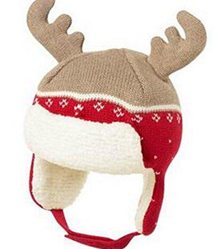 xy-fancy-jungen-christmas-fair-isle-muster-baumwolle-sherpa-futter-elk-horn-gestrickte-strickmutze-f