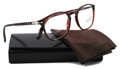 Amazon.com: Persol PO3007V Eyeglasses-24 Havana-50mm: Persol: Shoes