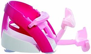 Dreambaby - Asiento para bañera, color rosa