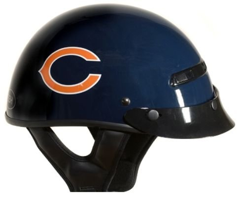 Chicago Bears Motorcycle Helmets Price Compare