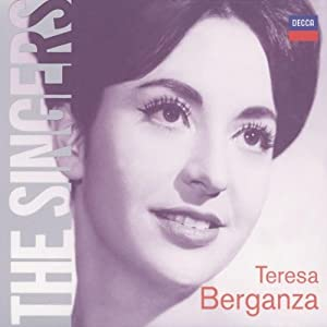 Teresa Berganza - [The Singers; series]