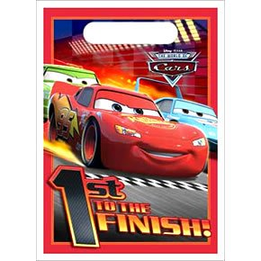 Disney Cars Treat Sacks, 8ct