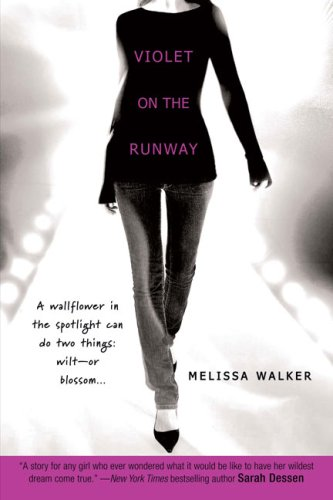 Violet on the Runway by Melissa Walker