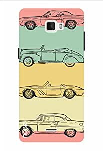 Noise Automobile Love Printed Cover for Coolpad Dazen 1
