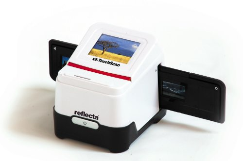 Reflecta x6 Touchscan Film and Slide Scanner