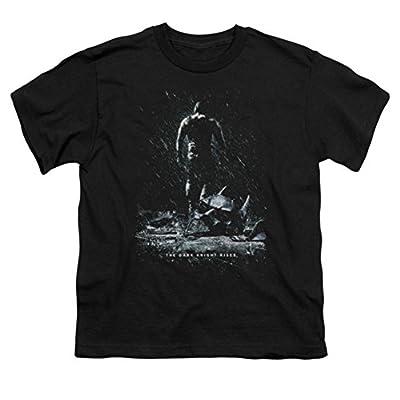 Dark Knight Rises Bane Poster Youth T-Shirt