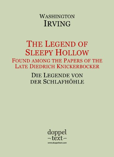 irving textual analysis of the legend