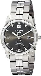 Tissot Men's T049.410.44.067.00 Anthracite Dial PR 100 Watch