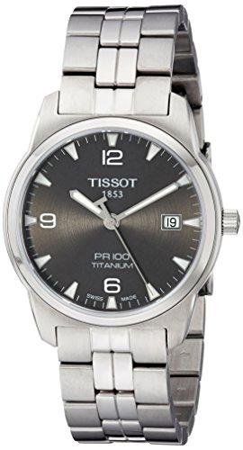 Herren-Uhren Quarz Analog T0494104406700