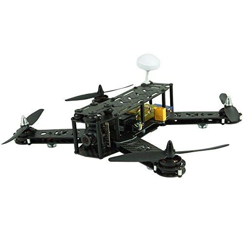 arris-x-speed-250-racer-mini-drone-pure-carbon-fiber-rc-quadcopter-arf-w-arris-2205-motor-6045-prope