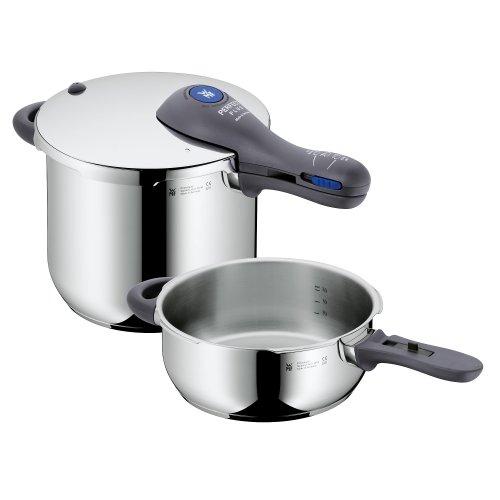 WMF Perfect Plus Pressure Cooker Set 6.5ltr  &  3.0ltr