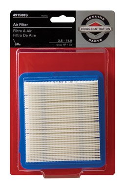 Briggs & Stratton Air Filter - 3.5 To 6.5 Hp, Model# 5043D front-615750