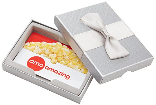 AMC Theatres $50 Gift Card - In a Gift Box (Amc Theaters compare prices)