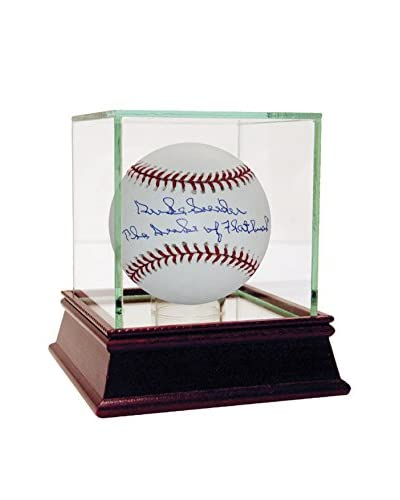 """Steiner Sports Memorabilia Duke Snider Signed Baseball With """"Duke Of Flatbush"""" Inscription..."""