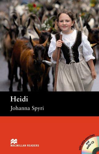 MR (P) Heidi Pack: Pre-intermediate Level (Macmillan Readers 2008)