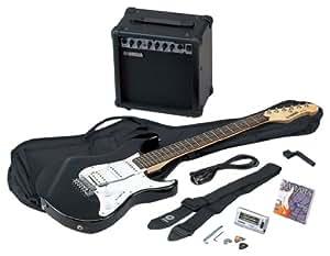 Yamaha EG112GPIIH Pack Guitare électrique + Amplificateur - Noir