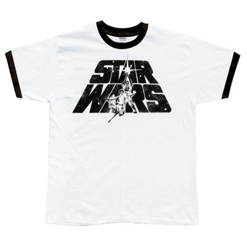 Star Wars Logo Shirt. Star Wars - Classic Logo T-
