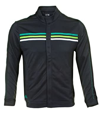 adidas Mens Climalite 3 Stripes Jacket by adidas