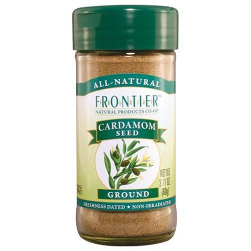 Frontier Culinary Spices Ground Cardamom Seed,