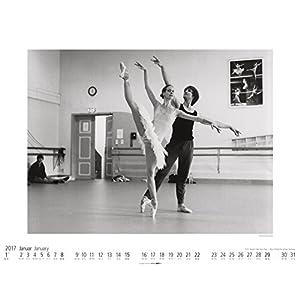 Stuttgarter Ballett - Kalender 2017: Ballettsaal
