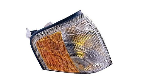 Depo 340-1503R-AS Mercedes-Benz C-Class Passenger Side Replacement Parking/Signal Light Assembly (1999 Mercedes Benz C230 Radiator compare prices)