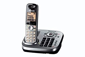 Panasonic KX TG6561 Cordless Phone with Answeringreviews and more information