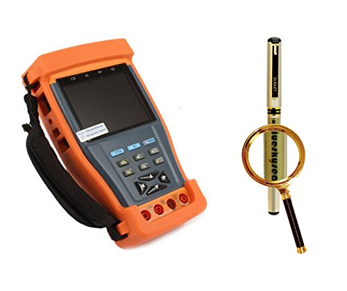 "Blueskysea Free Gel Pen + 3.5""Lcd Monitor Cctv Security Camera Tester Multimeter Video Ptz Audio Utp St894"