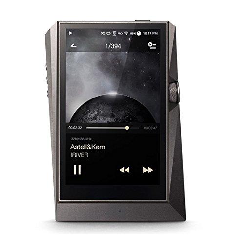 アユート(アイリバー) ハイレゾプレーヤーAstell&Kern AK380 256GB メテオリックチタン AK380-256GB-MT