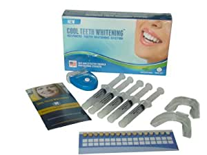 carbamide peroxide teeth whitening instructions