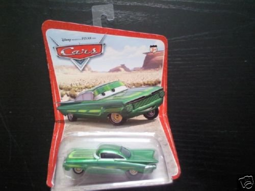 Disney Pixar Cars Series 1 Original Green Ramone 1:55 Scale Die Cast Car