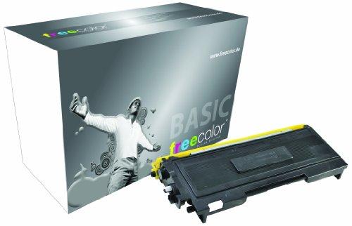 Freecolor Basic Toner für HL 2030, 2040, 2070N Premium, 2500 Seiten, passend zu Brother TN 2000, schwarz