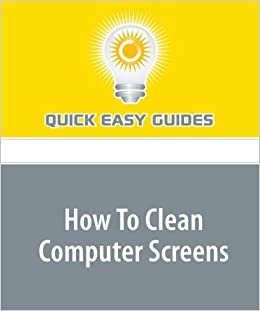 how to clear your computer screen