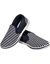 Jollify Mens Speedo Black Casual Shoes