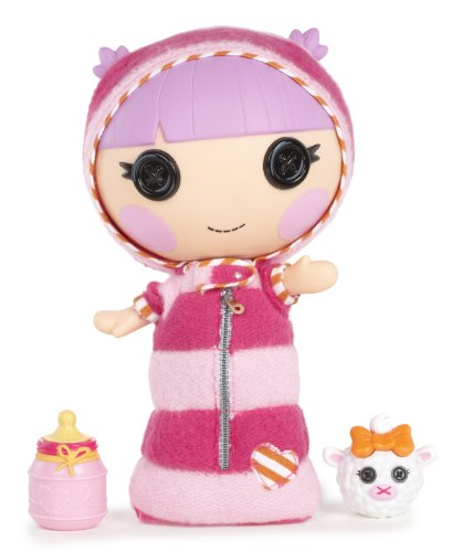 Lalaloopsy Littles Doll - Blanket Featherbed