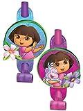 Dora the Explorer Blowouts 8ct