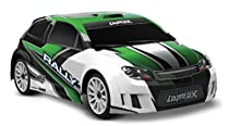 Traxxas LaTrax Rally: 4WD Electric Rally Racer Car (1/18 Scale), Green