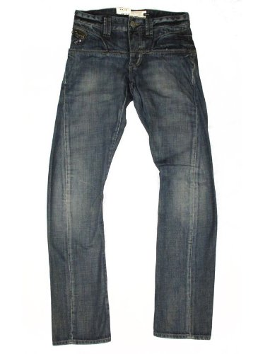 Energie 9g5r00_dy9a01_199 Between Straight And Slim Blue Man Jeans Men - 30