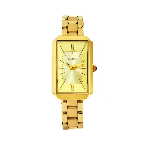 Nixon Paddingtone Gold Ladies Watch A284502