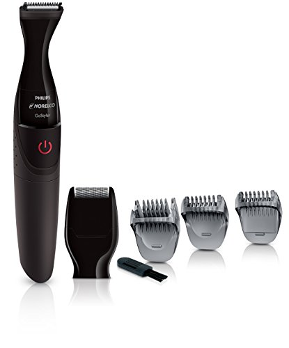 philips electric trimmer clipper beard mustache beauty tool men shaver groomi. Black Bedroom Furniture Sets. Home Design Ideas