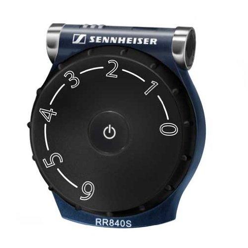 Sennheiser Rr840S Bodypack Stereo Stethophone Receiver For Set 840 S, 50Hz-16Khz Frequency Response, 3.5Mm Plug