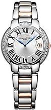 NEW RAYMOND WEIL JASMINE LADIES WATCH 5235-S5S-00659