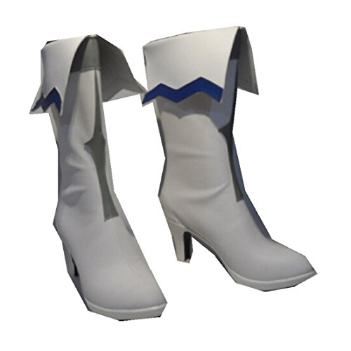 Sword Art Online YuuKi Asuna ALO Asuna Cosplay Costume Boots Boot Shoes Shoe