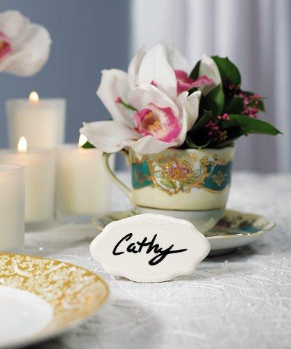 White-Glazed-Ceramic-Reusable-Place-Marker-Wedding-Place-Card-Holders