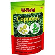 VPG Fertilome32155Hi-Yield Copperas Soil Conditioner-4LB COPPERAS