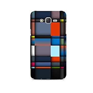 TAZindia Printed Hard Back Case Cover For Samsung Galaxy J1 Ace