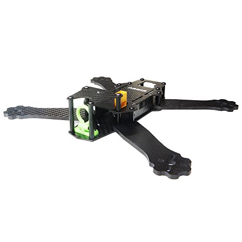 arris c250 250mm pure carbon fiber micro fpv quadcopter frame kit - Micro Quadcopter Frame