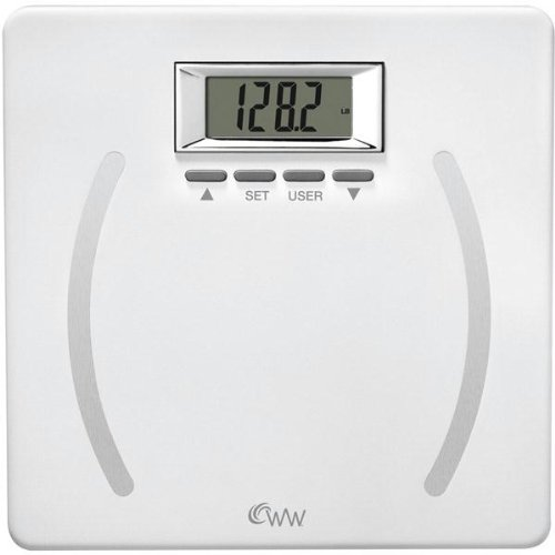 Cheap Conair WeightWatchers Plastic Body Analysis Scale (ATR15793993)