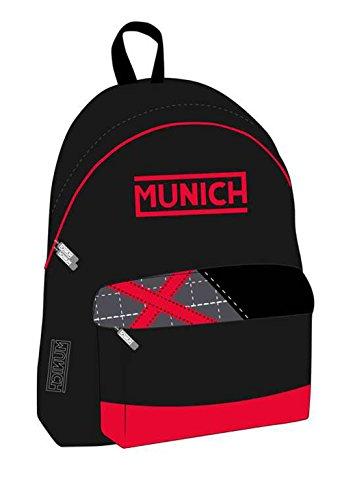 Munich - Mochila Munich Sports (M-28) Misure 42.2x35x3.8cm.